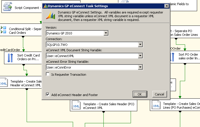 Dynamics gp ssis toolkit dynamics gp destination adapter for Ssis framework template